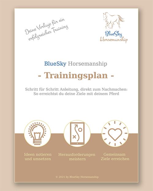 Trainingsplan Cover